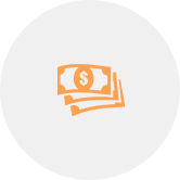 Financial features icon